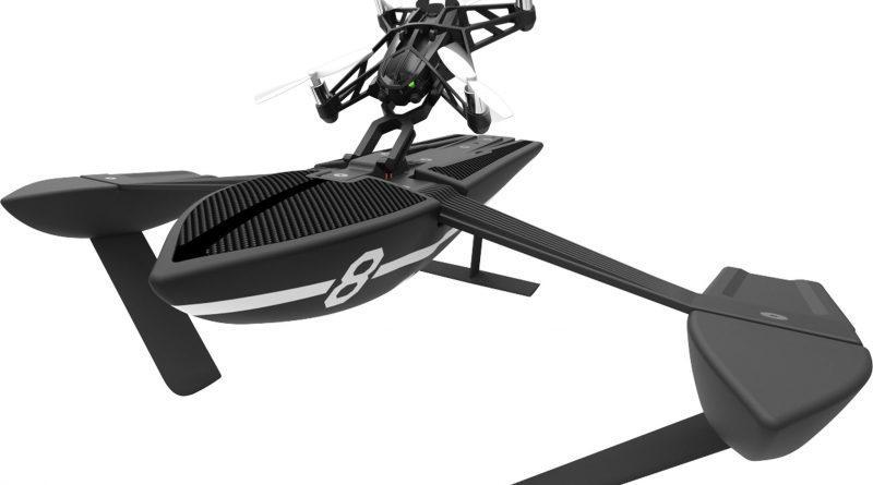 Parrot Hydrofoil Orak: test du mini-drone/bateau