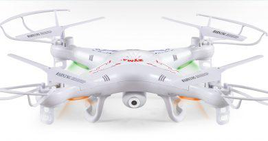 syma x5c explorer HD