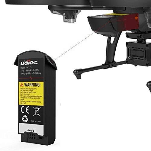 batterie drocon u818plus