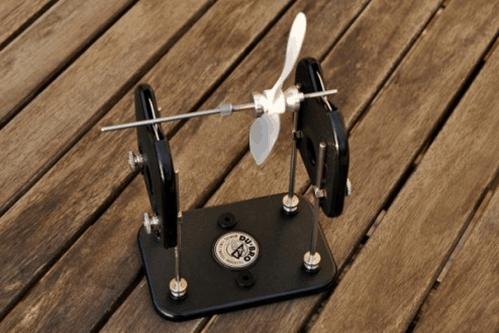 calibrage et test d'hélice de drone
