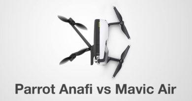 Parrot vs MAvic
