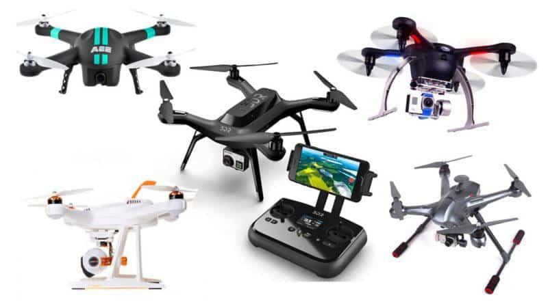 [Comparatif] Les 11 meilleurs drones à moins de 300€