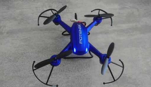 [2019]Potensic F188WH : le test du petit drone pliable