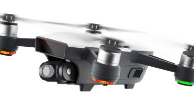 DJI Spark : pièces détachées et accessoires du drone