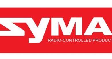 logo syma drone