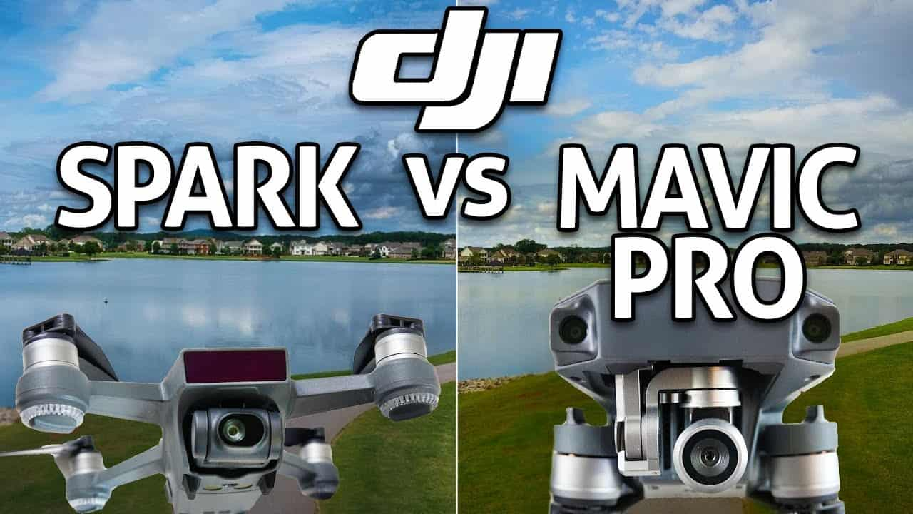 spark vs mavic