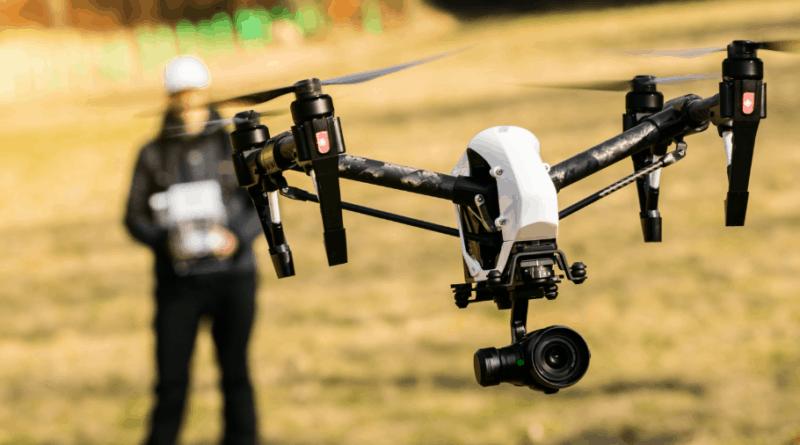 Drone camera longue portée