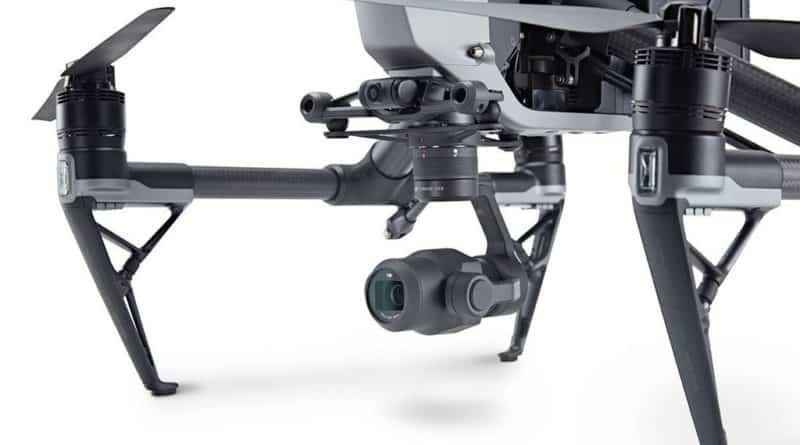 Zenmuse : que valent les caméras professionnelles de DJI ?