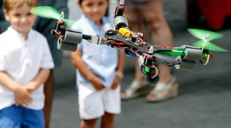 drone pour enfants de 4 à 5 ans