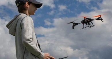 drone pour les enfant de 6 à 8 ans