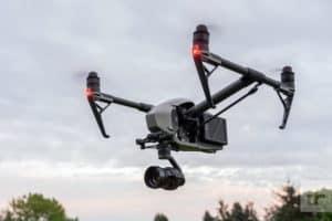 Flight Autonomy DJI Inspire 2