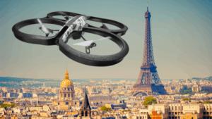 faire du drone a paris