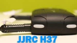JJRC H37 noir