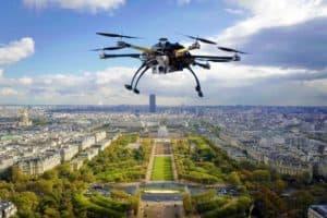 Site pour faire voler son drone a Paris