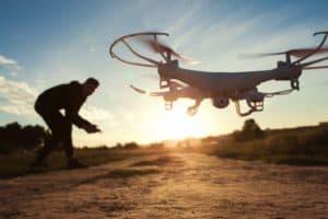 spot pour drone en Ile de France