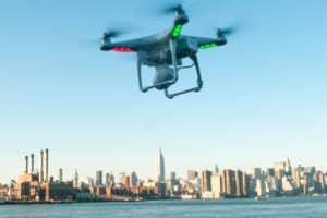 Drone New York